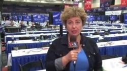 Корреспондент «Голоса Америки» за кулисами первых президентских теледебатов