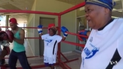 South African Grandmothers Step into the Ring to Fight Old Age