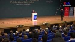Davutoğlu: 'Çözüm Sürecini PKK'nın Şımarıklığı Bitirdi'
