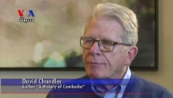 China-Cambodia Relations Benefit Many, Likely to Deepen, Chandler Says