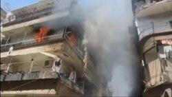 Human Rights Watch: Сирия и Россия применяют зажигательное оружие