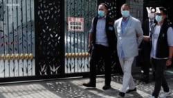 黎智英國安案保釋申請再次被拒
