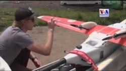 Անօդաչու թռչող սարքերը կենսական անհրաժեշտ դեղորայք են հասցնում