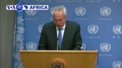 Abasilikare b'Amahoro ba ONU Bane Bahitanywe na Mine muri Mali