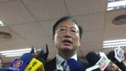 台湾外交部次长吴志忠