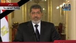 埃及总统穆尔西宣布在三省实行紧急状态法