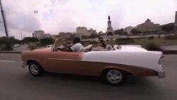 خودروهای قدیمی آمریکایی، جاذبه گردشگری کوبا شده اند