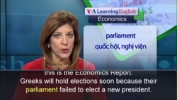 Anh ngữ đặc biệt: Greeks Prepare for Early Election (VOA)