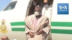 Le chef du Sénat nigérian visite le nord-est après des massacres