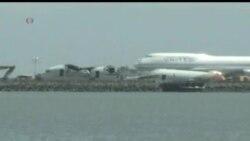 2013-07-09 美國之音視頻新聞: 美國調查人員正在調查韓亞空難肇事起因