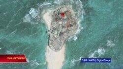 Báo Philippines: VN, TQ đua nhau thiết đặt cơ sở ở Biển Đông