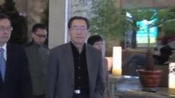 中國首席核談代表在平壤討論北韓問題