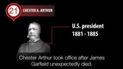 America's Presidents - Chester A. Arthur