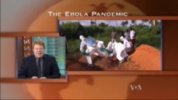 ON THE LINE: The Ebola Pandemic