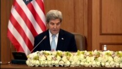 Kerry on Finding Path to Peace in Yemen