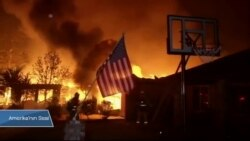 California'da Orman Yangınları Hız Kesmiyor