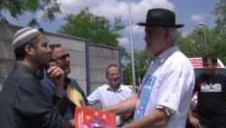Rabbi Hits Road to Heal Jewish-Muslim Relations in France