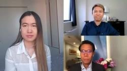 VOA Thai Daily News Talk ประจำวันพฤหัสบดีที่ 27 สิงหาคม 2563
