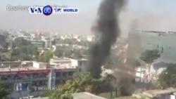Umwiyahuzi yateze bombe mu modoka i Kabul muri Afuganisitani yica abantu barenga 35 akomeretsa abarenga 40