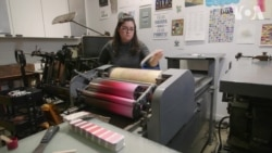Американка перетворила пристрасть до типографського друку на успішний бізнес – секрет успіху. Відео
