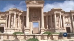В Інституті досліджень Ґетті в Лос-Анджелесі намагаються показати красу Пальміри до руйнування. Відео