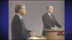 Ось як раніше телевізійні дебати впливали на американські президентські вибори. Відео
