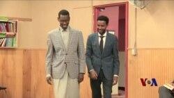 美国索马里社区庆祝穆斯林斋月