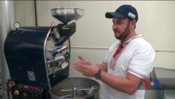 У Лос-Анджелесі з'явилася закарпатська кава. Відео