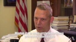 PERRY političarima u BiH: Niste tu da vladate i budete kraljevi već da služite