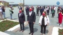 İzmir'de 19 Mayıs Kutlaması