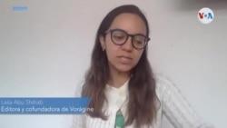 """Periodista colombiana: la Liga Contra el Silencio permite que los medios se blinden """"contra la censura"""""""