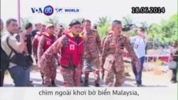 Malaysia tìm kiếm thi thể nạn nhân trong vụ chìm tàu (VOA60)