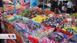 Berî Eyda Ramazanê Bazara Amedê
