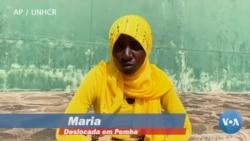 ACNUR reporta Milhares de deslocados em Pemba