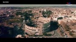 Իտալիան ցուցադրել է Կոլիզեի համար նախատեսվող նոր տեխնոլոգիաներով հագեցած բեմի կառուցման նախագիծը