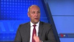 """Парубій у Вашингтоні: """"Я бачу сигнали, які стверджують, що США не змінять своєї позиції щодо України"""". Відео"""