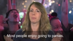 English in a Minute: Party Animal