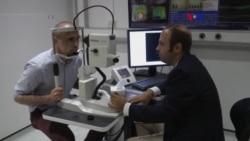 Prueba ocular para el Mal de Parkinson