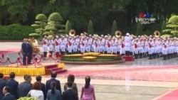 Հայաստանի կառավարական պատվիրակությունը Վիետնամում
