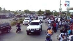 Ayiti: Popilasyon an nan Okay Akeye ak Kèk Kontan, Donald Guerrier, Jwè Seleksyon Nansyonal la