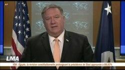 Nouvelles sanctions américaines pour les importateurs de pétrole iranien