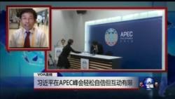 VOA连线:习近平在APEC峰会轻松自信但互动有限