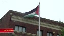 Mỹ đóng cửa cơ quan ngoại giao Palestine ở Washington
