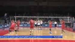 شکست والیبال ایران در آخرین دیدار دوستانه در برابر آمریکا
