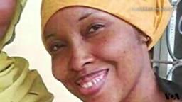 Kwamishinar Mata, Zahra'u Muhammad, hagu Ummi Zeezee, dama (Instagram / Ummizeezee).