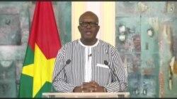 Le président Kaboré a lancé un message d'apaisement aux Burkinabè