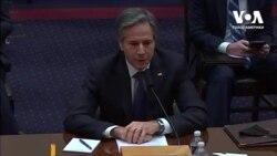 Державний секретар США Блінкен: Ми збираємось посилити нашу підтримку України. Відео