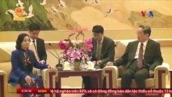 Cố vấn chính trị hàng đầu TQ cam kết thắt chặt quan hệ với VN