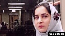 Aktivis HAM Pakistan, Karima Baloch (foto: dok).