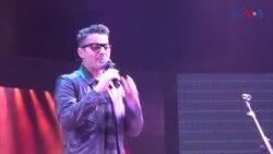 مشہور گلوکار ایکسنٹ کا پشاور میں کنسرٹ
